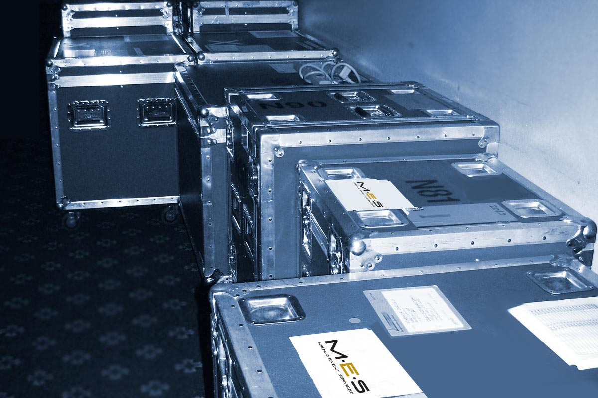 We service hundreds of shows annually, working directly with Show Managers and Event Coordinators, to help them establish an efficient IT infrastructure while handling the technical logistics to ensure each event is fully operational and running smoothly.
